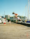 5-18-97 backflip infront of cucina's, seattle