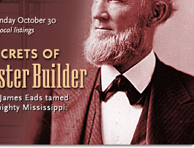james eads: secrets of a master builder