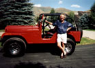 "Jeep - ""Big Red"""
