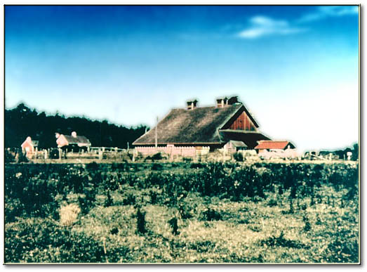 taylor ranch in sequim washington as of 1988